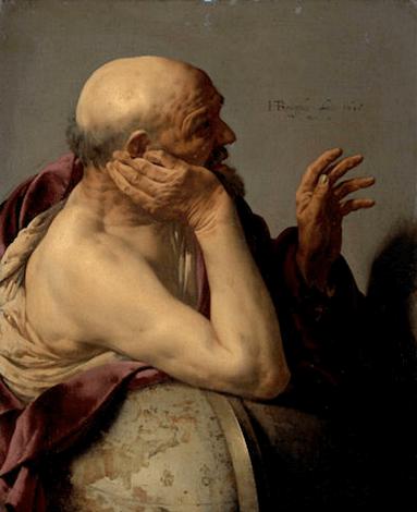 den græske filosof Heraklit