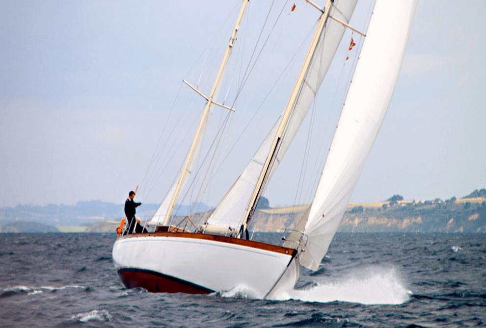 Sejlbåd for forandringer