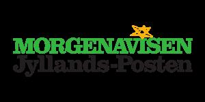Morgenavisen Jyllandsposten logo