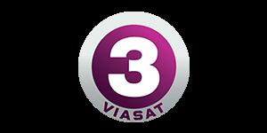 TV 3 Viasat logo