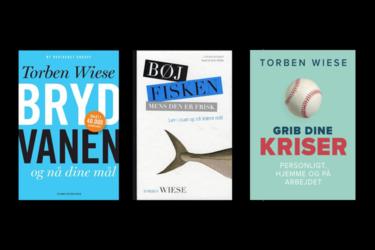 Torben Wiese foredragsholder er også bestsellerforfatter